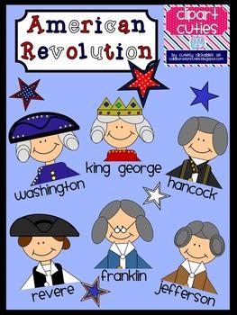 Revolution clipart american revolution And More Washington More Clipart