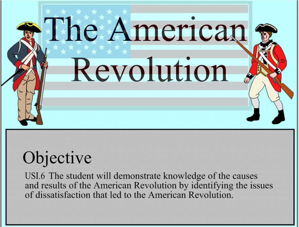 Revolution clipart american revolution Com Activity clipart revolution Revolution