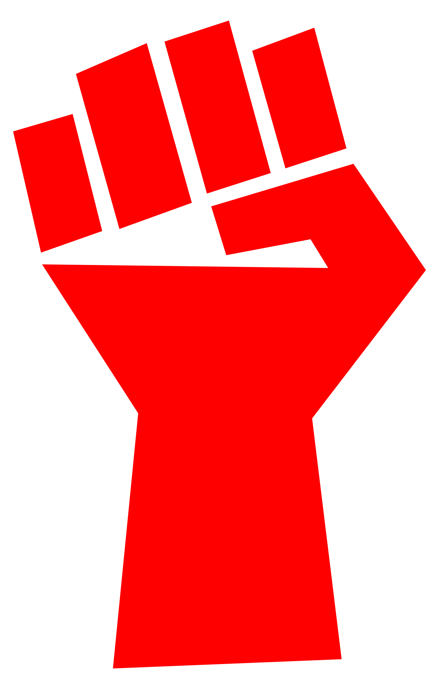 Revolution clipart fist Simple Fist Fist Clipart simple