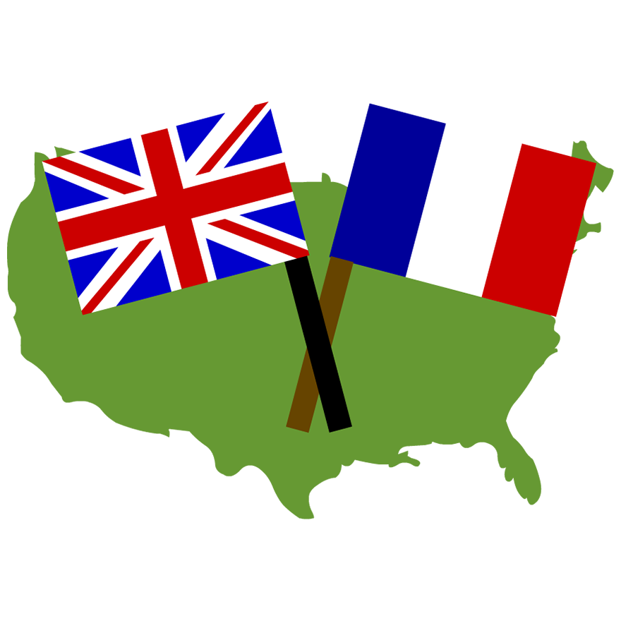 Civil War clipart french and indian war From War and versus from