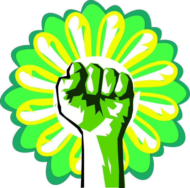 Revolution clipart people power IMAGE Clipart power Green MEDIUM