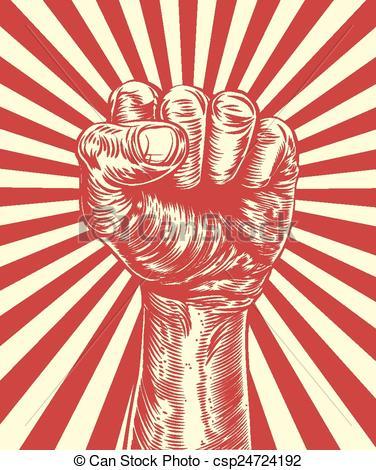 Revolution clipart propaganda Csp24724192 of propaganda EPS Vectors