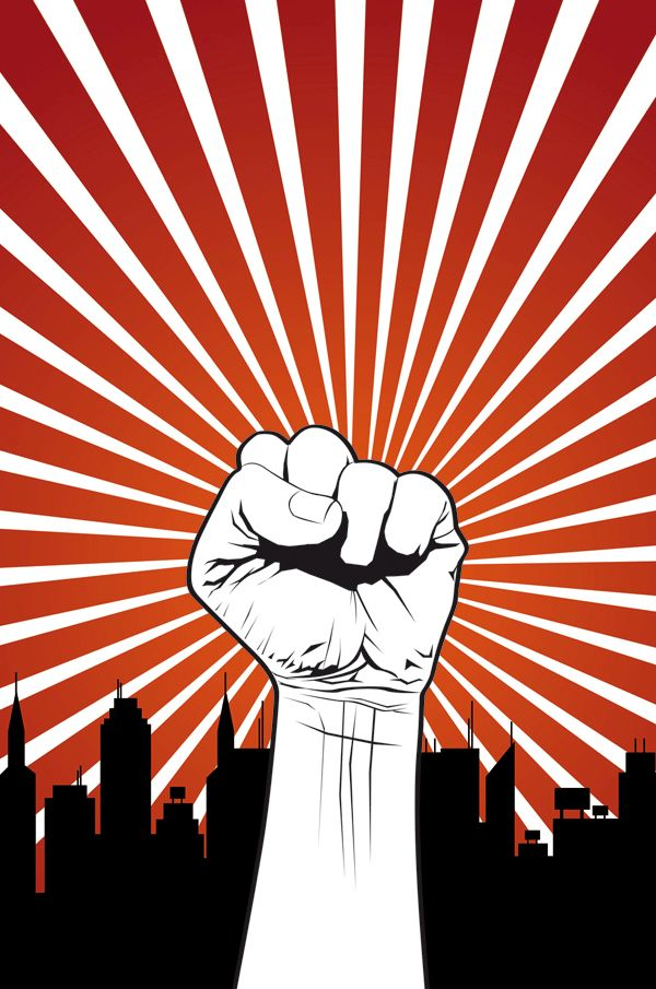 Revolution clipart strike Looking the Strike attempted and