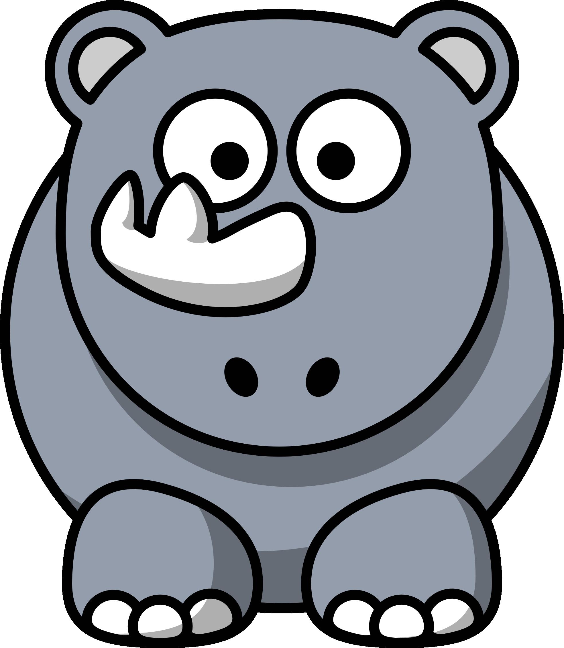 Charging Rhino clipart Rhino Charging #5 Download Download