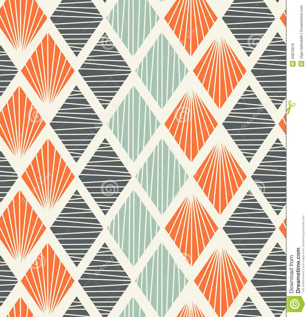 Rhomb clipart geometry Rhombs Geometric Background Pattern Seamless