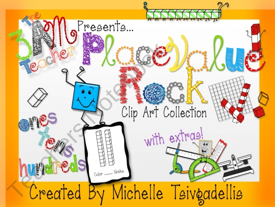 Rhomb clipart kindergarten math Place Value about images Art