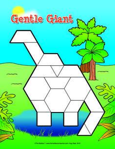 Rhomb clipart kindergarten math Jumbo  The Plans The