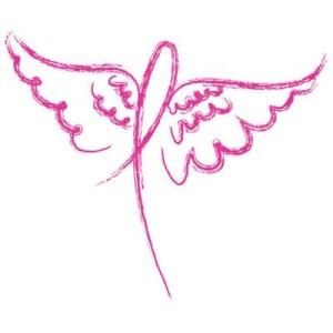 Ribbon clipart angel #9