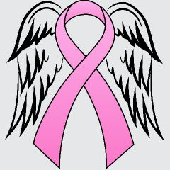 Ribbon clipart angel #6