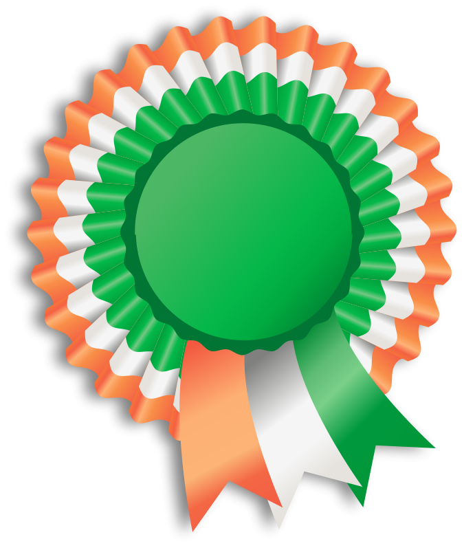 Ribbon clipart merit #7