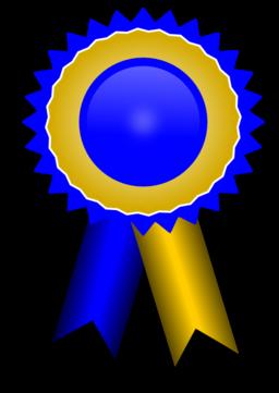 Ribbon clipart merit #11