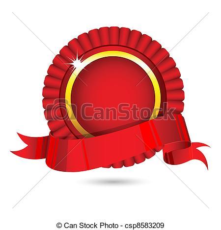 Ribbon clipart merit #3
