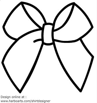 Drawn ribbon christmas Clip Art Design Online Download