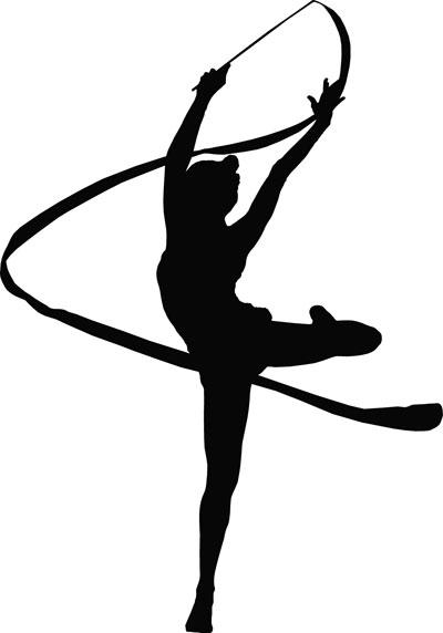 Club clipart rhythmic gymnastics  Gymnastics Member USA Clubs