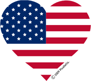 America clipart veterans day Clip (34+) Ribbon Art Clip