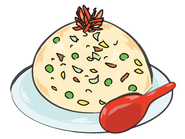 Rice clipart Clip Art rice Panda Free