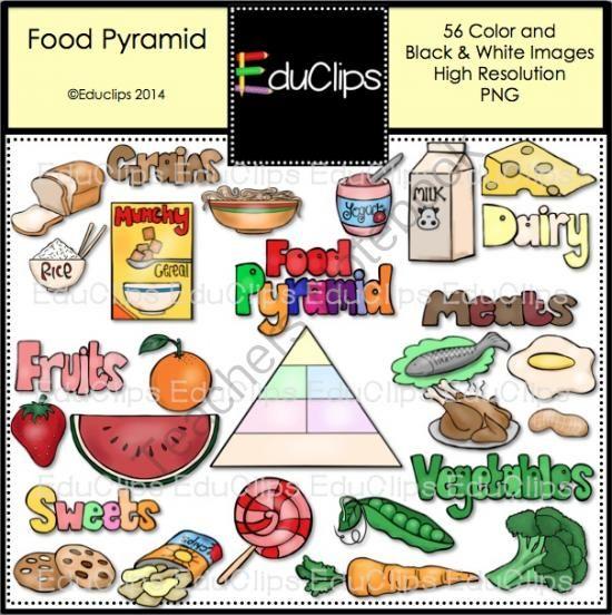 Rice clipart bundle On Food com Educlips Art