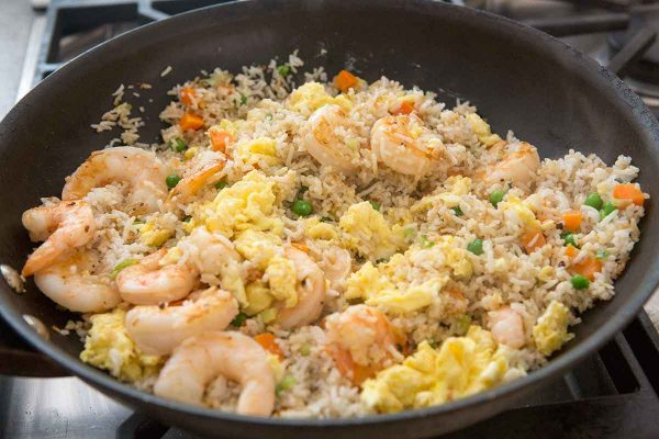 Rice clipart frid Heat hot Recipe SimplyRecipes sizzling