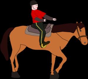 Ride clipart rode Clip Riding Riding clip Art