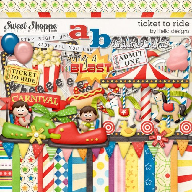 Ride clipart country fair By Ticket images lliella designs