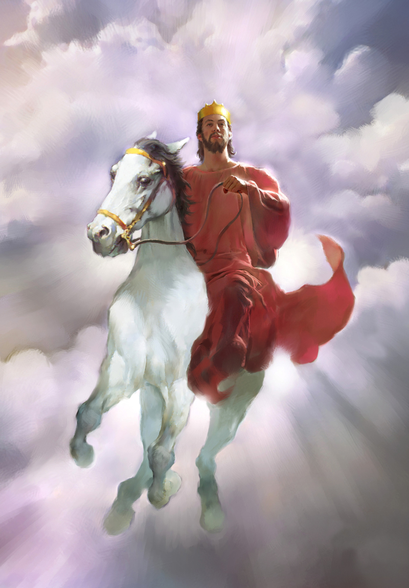 Ride clipart rapture Open one of king to