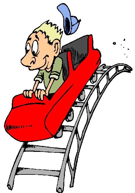 Cartoon clipart roller coaster Roller car collection coaster clipart