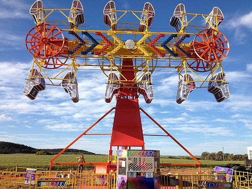 Ride clipart zipper Ride West Amusement Rides Ziper