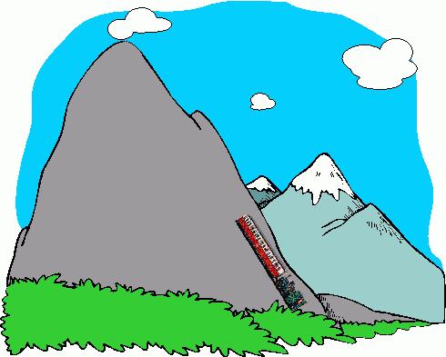 Ridge clipart Clipart a snow ridge Mountains