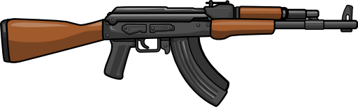 Rifle clipart tribal You & 47 this rifle
