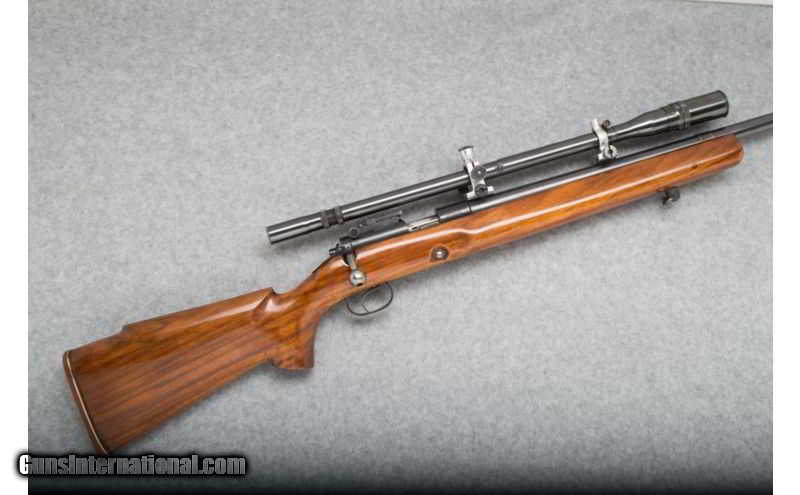 Rifle clipart .22 Model Cal Winchester  52