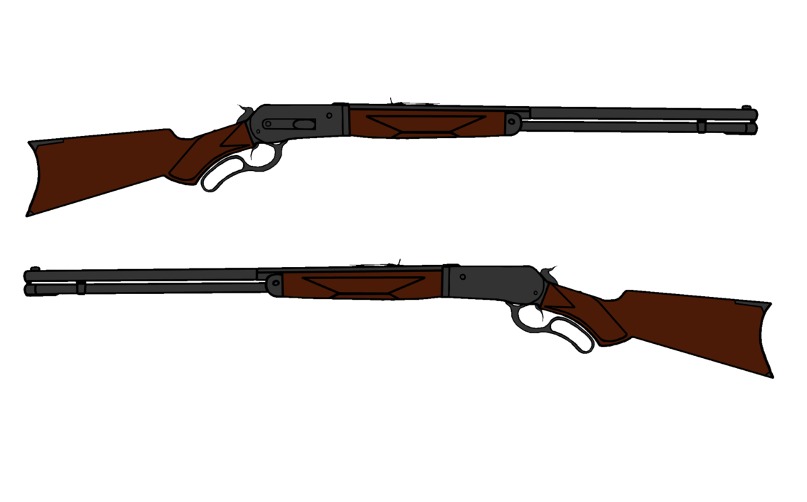 Rifle clipart .22 Lever Spectrum9001 on by Lever