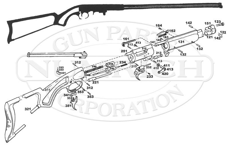 Rifle clipart .22 TAKEDOWN Numrich Image Gun RIFLE