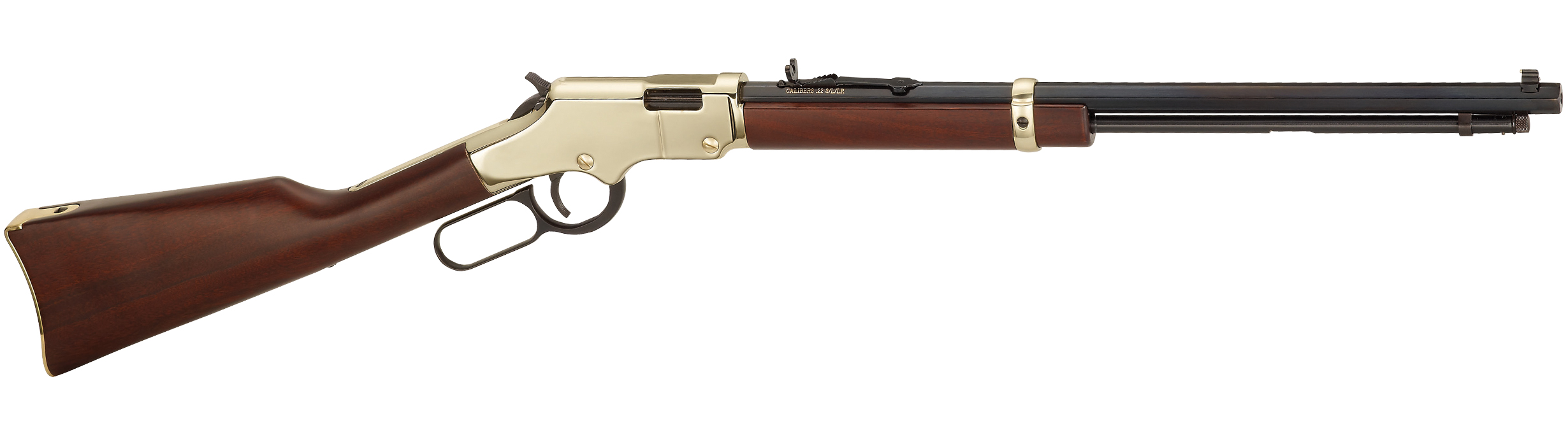 Rifle clipart .22 Rifle Repeating Boy Arms Golden