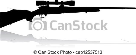 Sniper clipart hunting rifle Free Free rifle%20clipart Clipart Panda