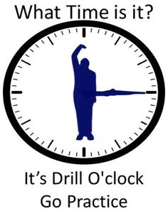Rifle clipart drill team Pin drillmaster drill #motivation #armed