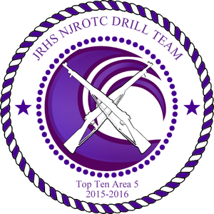 Rifle clipart drill team Logo NJROTC Drill Home High