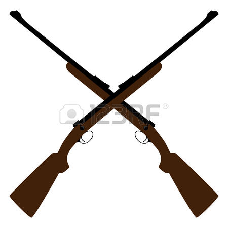Rifle clipart logo Logo clipart logo rifle Hunting