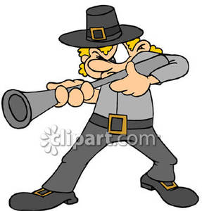 Rifle clipart pilgrim Picture Free Picture a a