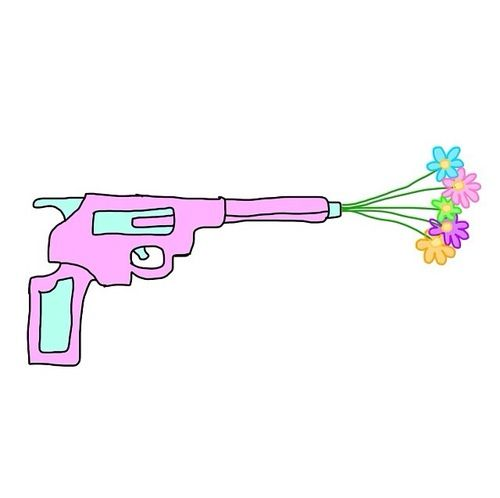 Rifle clipart pink Pinterest images illustrations Guns on