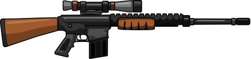Sniper clipart cartoon Clip & Free Rifle Art