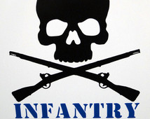 Army clipart infantry #5