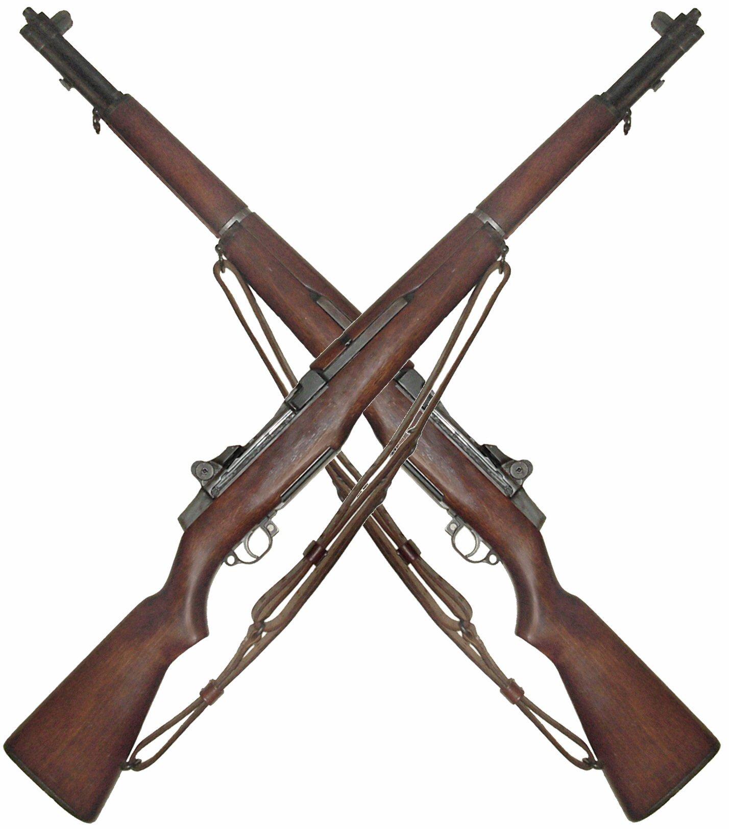 Rifle clipart war gun #14