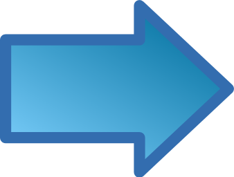 Right clipart blue arrow /signs_symbol/arrows /signs_symbol/arrows/arrows_color gradient arrow right