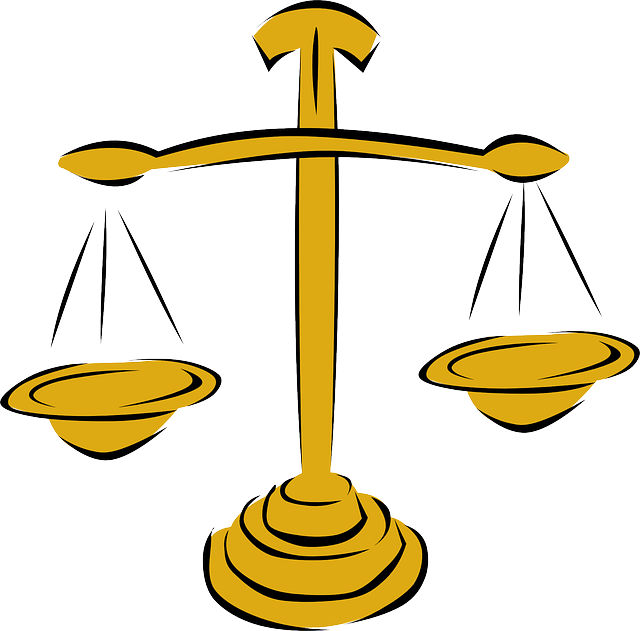 Scale clipart equity #1