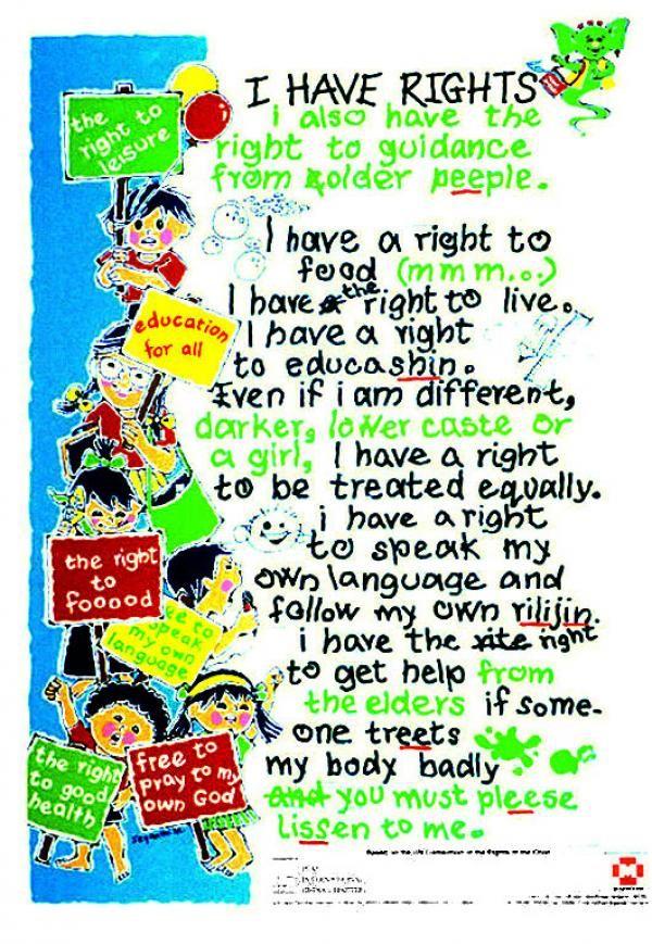 Right clipart children's 79 School Rights Respecting Children's