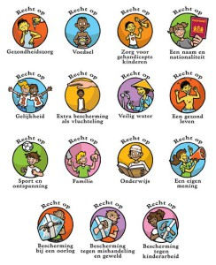 Right clipart children's Joins Week Children's Rights Kinderrechten