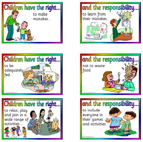 Right clipart children's Pin rights Pinterest rights responsibilities