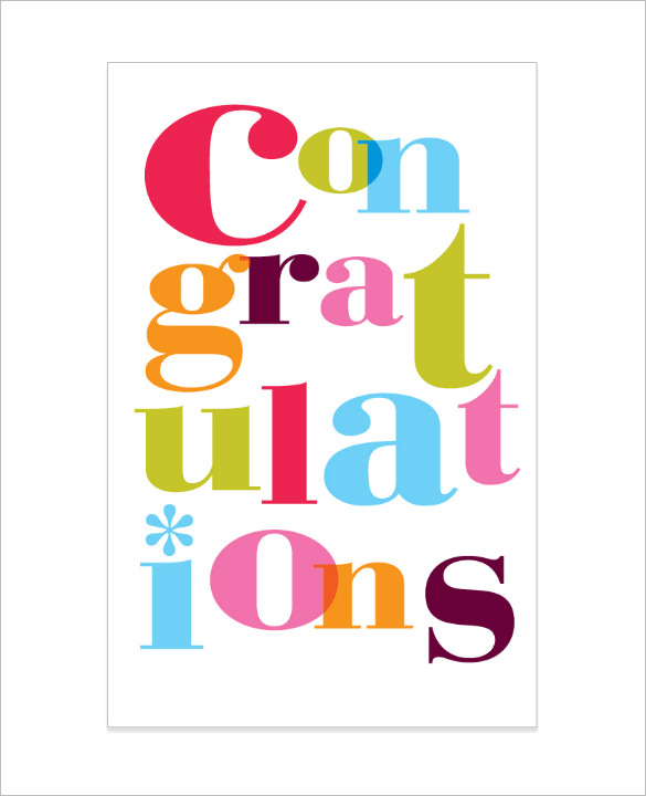Right clipart congratulation Card the occasions Format this