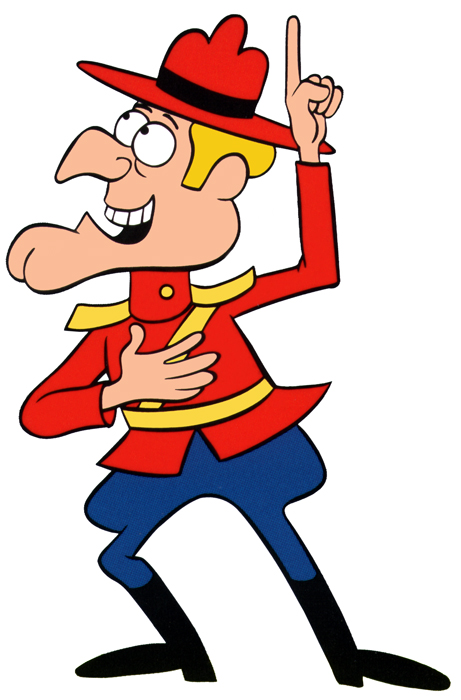 Right clipart dudley do Dudley Dudley do Bullwinkle Do