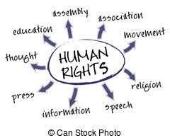 Right clipart humanity Clipart and Illustrations Rights rights